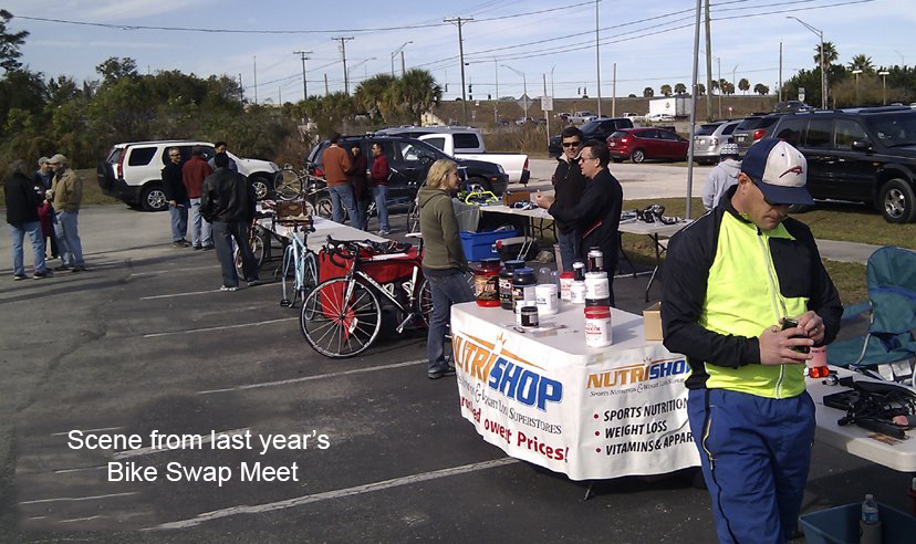 Bike Works Swap Meet for Charity