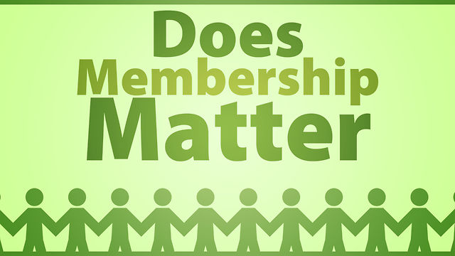 Why Become a Member