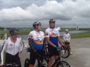Team at a recent Airport Time Trial