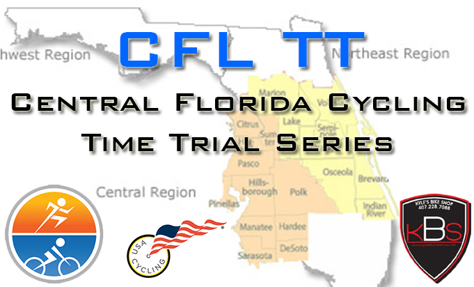 Holiday Monday Time Trial Series