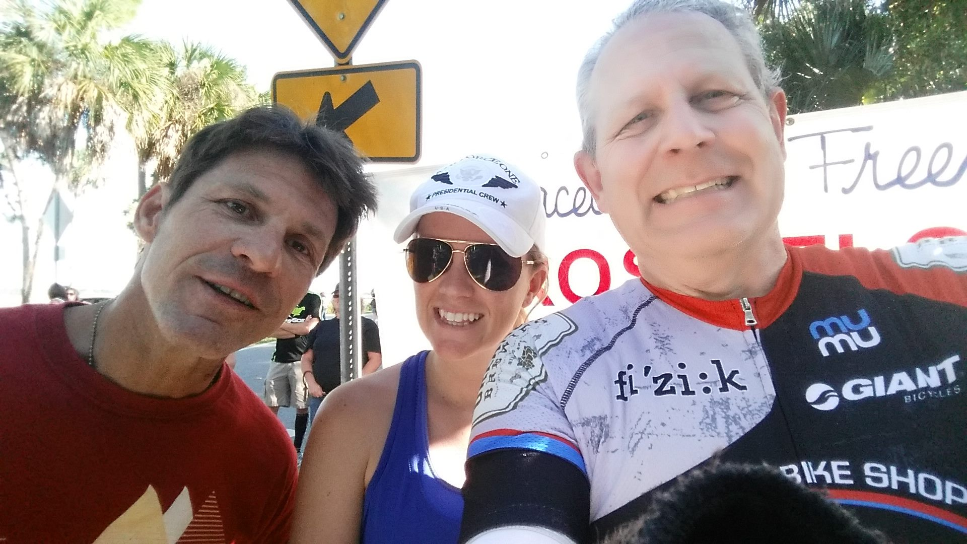 Ride Report:  2016 Cross Florida